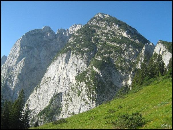 Klettersteig Intersport : Großer donnerkogel m intersport klettersteig d mein erster
