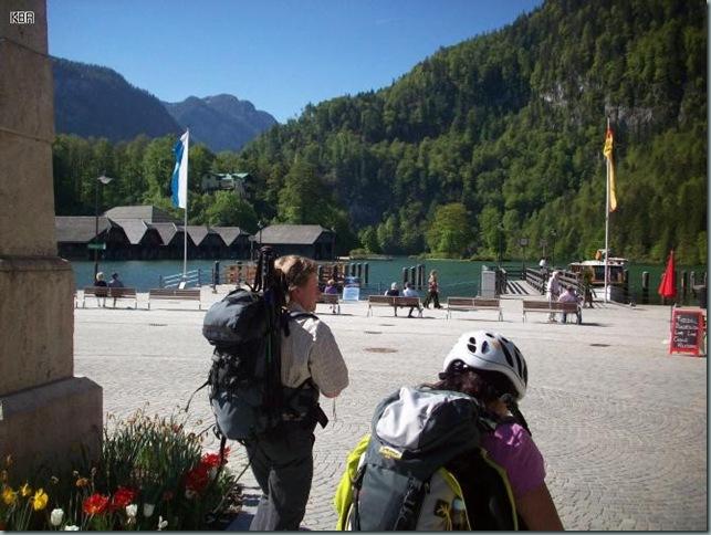 Klettersteig Königssee : Saisonabschlusstour grünstein klettersteig