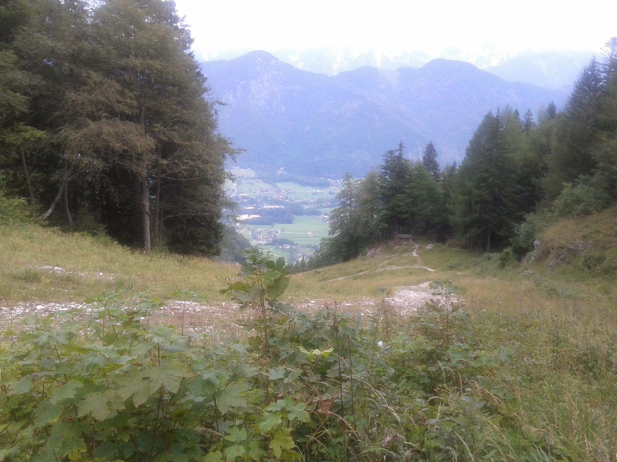 Klettersteig Katrin : Katrin klettersteig bad ischl