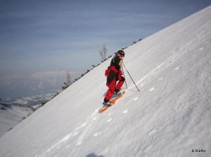 Rote Wand von Roßleithen über Dümler Hütte 2 Tages Tour