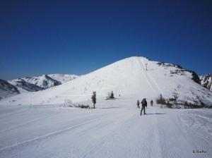 Schneeschuhwanderung zum großen Höllkogel 1862m