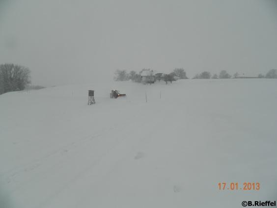 der Schneepflug