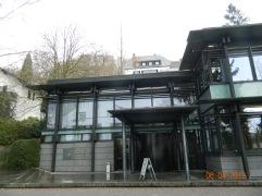 Konrad Adenauer Stiftung und Wohnhaus