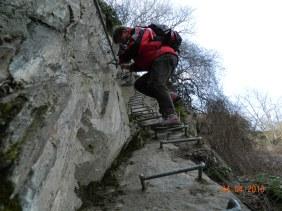 Klettersteig Boppard 04.04.2013 14-27-32