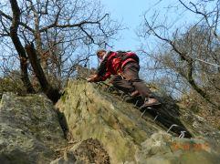 Klettersteig Boppard 04.04.2013 15-14-44