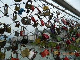 Brücke der Verliebten