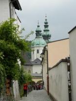 Salzburg Gassen