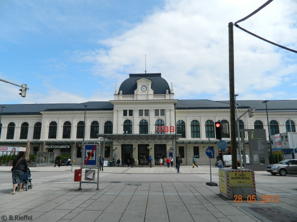 Bahnhof Sankt Pölten