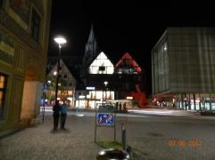 Ulm bei Nacht